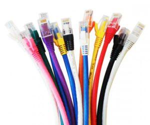 Cat5e, Cat6, Cat6a and Cat7 Cabling